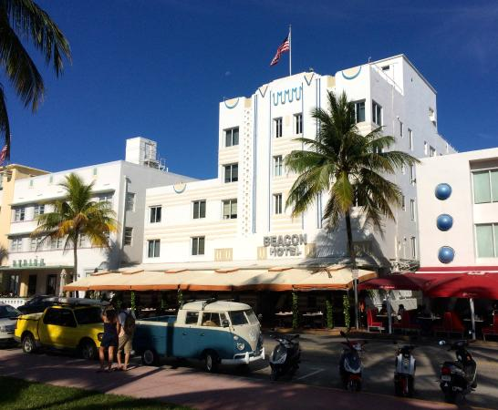 Beacon Hotel: Beacon on Ocean Drive