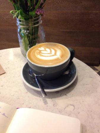Krups and espresso single maker serve coffee