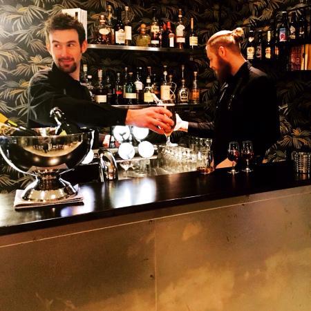 Torget Kök och Bar - Foto di Torget Kok Och Bar, Oskarshamn ...