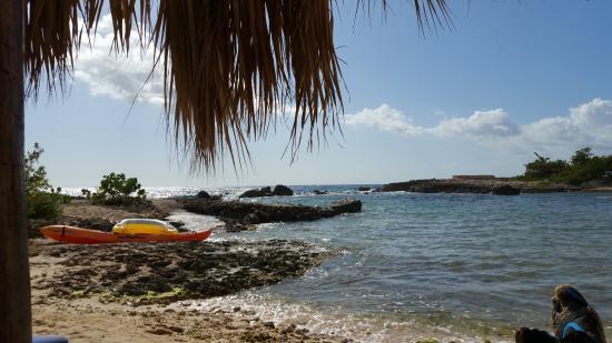 Little Bay, Jamaica: Beach