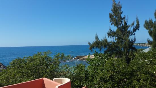 Little Bay, Jamaica: View from Doctor Bird