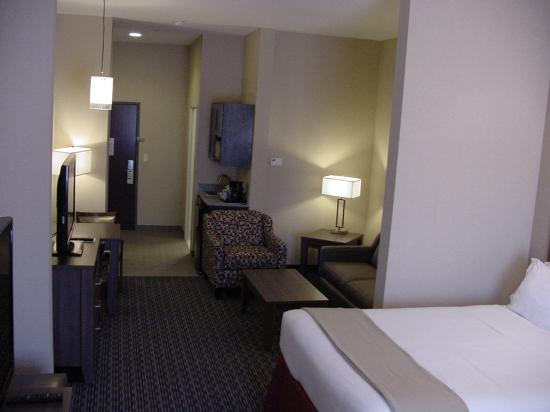 Holiday Inn Express & Suites Fredericksburg: Suite-activity area