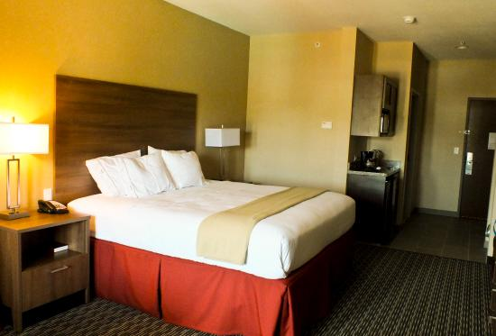 Holiday Inn Express & Suites Fredericksburg: Single Bed Guest Room