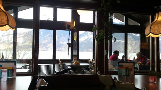 Faulensee - Moeve Restaurant - interior