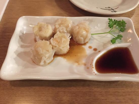 Matsu Japanese Restaurant : shumai