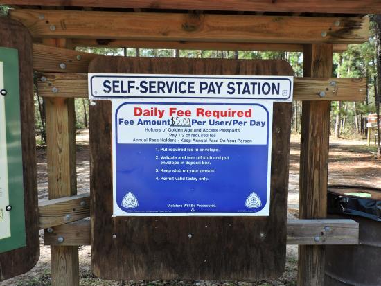 cash box for the self service trail for atv s picture of sam rh tripadvisor co uk