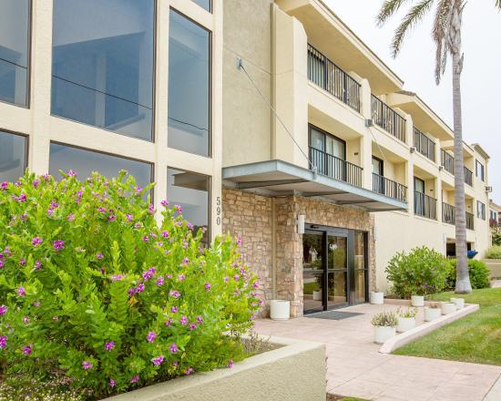 Comfort Inn Morro Bay: Exterior