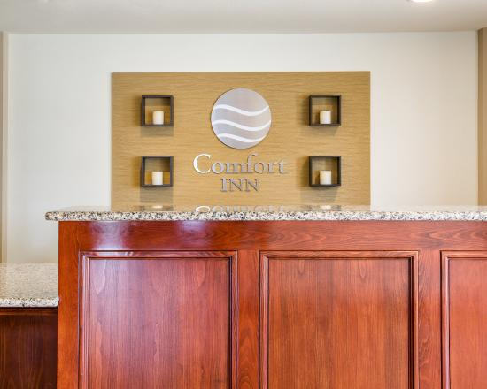 Comfort Inn Morro Bay: Lobby