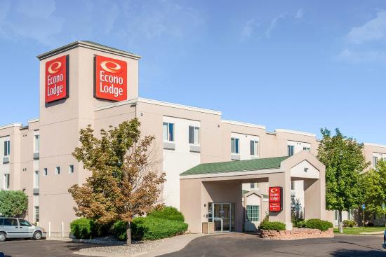 Exterior Picture Of Econo Lodge North Academy Colorado Springs Tripadvisor