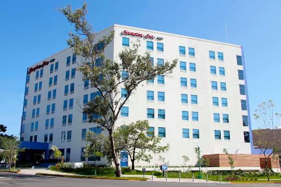 Hampton Inn by Hilton Guadalajara/Expo: Exterior