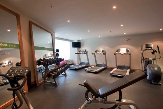 Hampton Inn by Hilton Guadalajara/Expo: Fitness Center