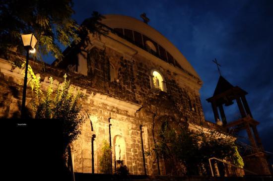 Culion, Filippijnen: simbang gabi 2015