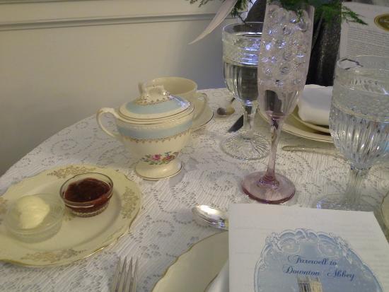 Sweet Shalom Tea Room Sylvania Oh