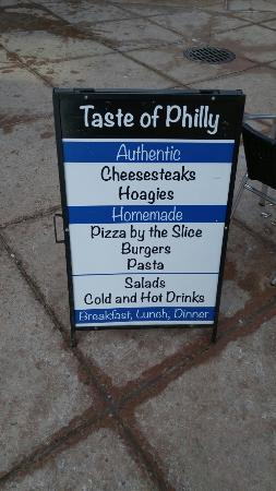Pastore's Taste of Philly