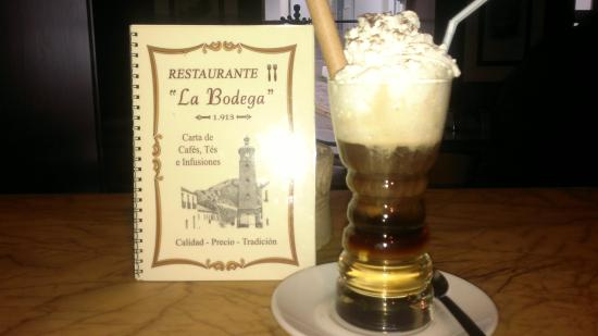 La Bodega Almedinilla: Combinado de café