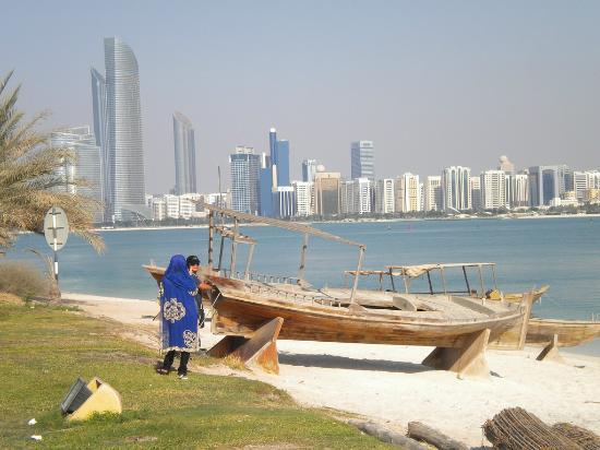 Crystal Plaza Hotel Sharjah: В Абу Даби на экускурсии