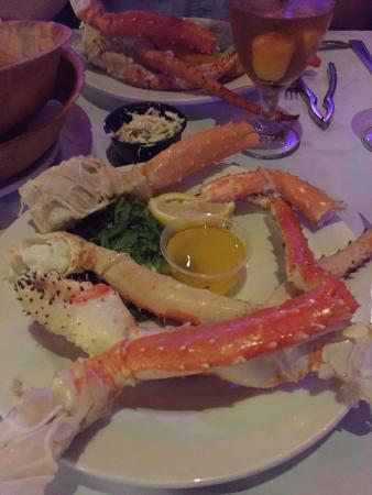 Sunny Isles Beach, فلوريدا: Very good crab.