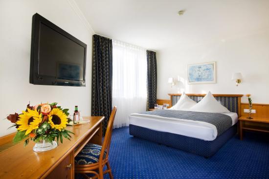 Untermeitingen, ألمانيا: Guest Room