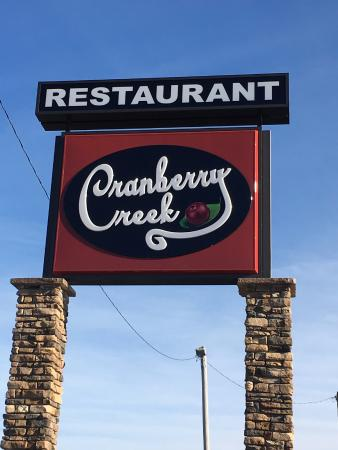 ‪‪Ontario‬, نيويورك: Cranberry Creek Restaurant Ontario, NY Rt. 104‬