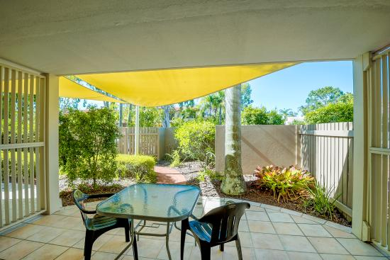 At The Sound : Garden Suite Courtyard