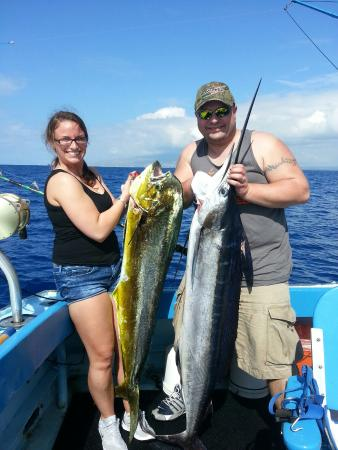 Blue nun sport fishing honolulu 2018 all you need to for Fishing charters oahu