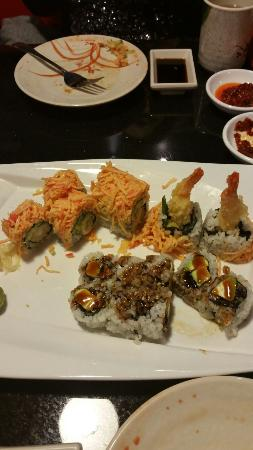 Sunrise Asian Cuisine & Sushi Bar