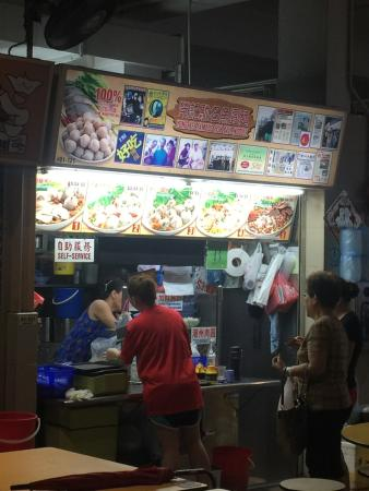 Yong Kee Famous Fish Ball Noodle