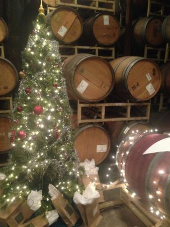 Napa Valley Wine Country Tours: Xmas in the Napa