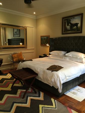 The Winston Hotel: Bedroom