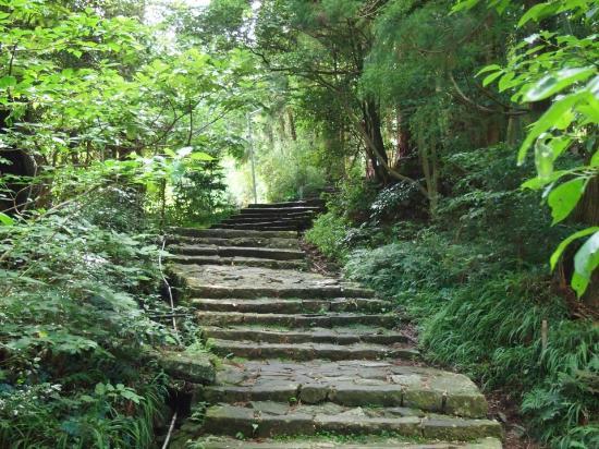 Kinki (bölge), Japonya: 熊野古道 大門坂