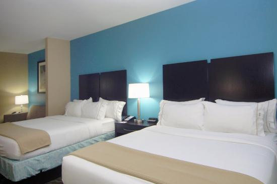 Suite with 2 Queen Beds at Holiday Inn Express & Suites Cuero TX