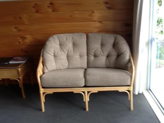Pauanui, Nowa Zelandia: Sofa