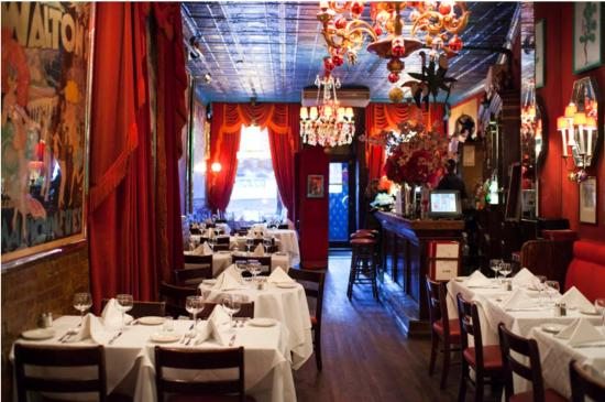 Chez Josephine Restaurant Reviews