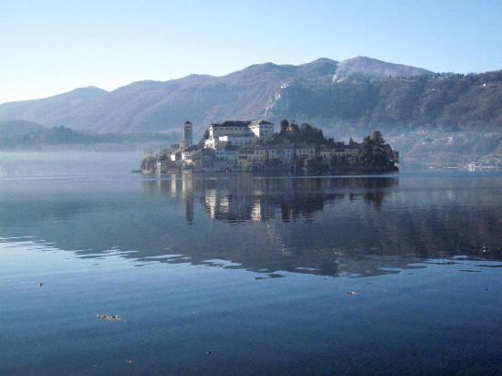 Ameno, Itália: Lac d'Orta
