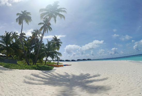 Park Hyatt Maldives Hadahaa: PANO_20160106_125055_large.jpg