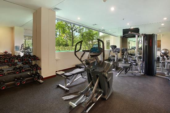 The Seminyak Beach Resort & Spa: Fitness Centre