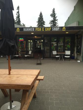 Hanmer Fish & Chip Shop