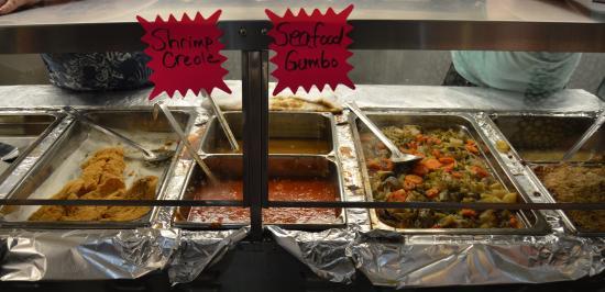 Chalmette, LA: School Cafeteria style food service