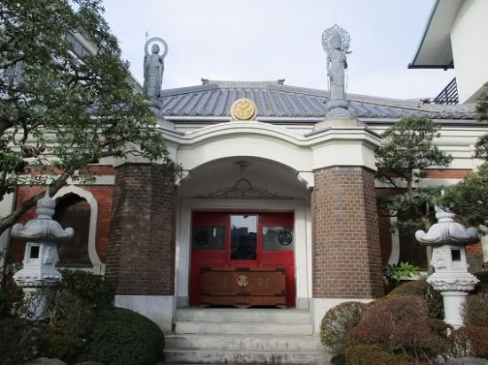 Shosenji Temple: 本堂