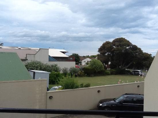 Ballina Motel: View from balcony