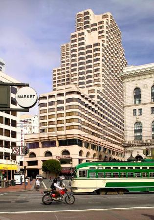 Parc 55 San Francisco - a Hilton Hotel: Exterior View