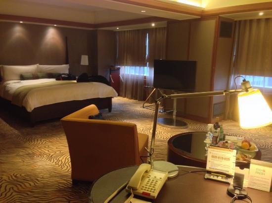 hotel room picture of grand intercontinental seoul parnas seoul rh tripadvisor com