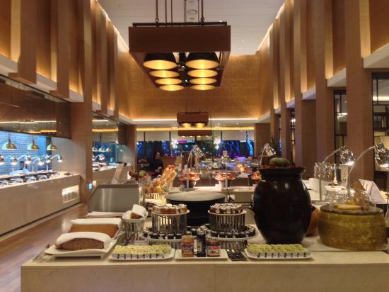 buffet breakfast picture of grand intercontinental seoul parnas rh tripadvisor co uk