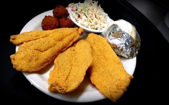 """Smithville, TN: """"3pc Golden Catfish Planks"""" #WPG"""