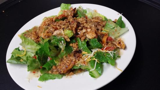 """Smithville, TN: """"Grilled Chicken Salad"""" #WPG"""