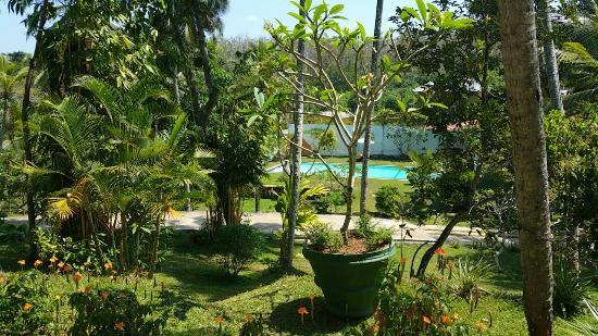 Gonagala, Sri Lanka: Garten vom Spirit of Life