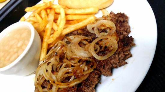 "Smithville, Теннесси: ""Hamburger Steak"" #WPG"
