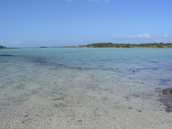 Five Cays Settlement, Providenciales: Another view of the Sound