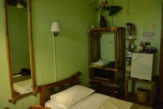Sumisid Lodge : Комната