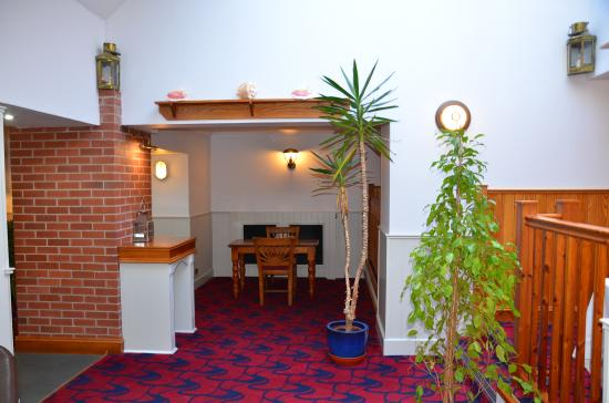 Gatehouse of Fleet, UK: Guest area
